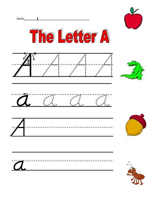 Acrostic poem – A Worksheet