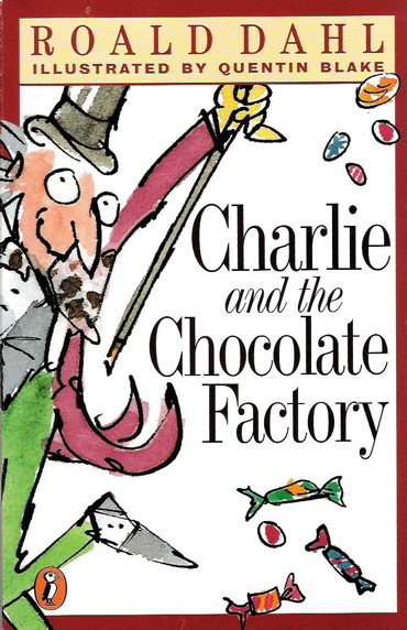 Charlie and the Chocolate Factory Unit